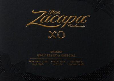 I migliori Rum - Zacapa Centenario xo solera Rum prestigiosi - Tipologie Rum Zacapa