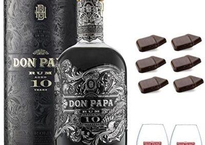 I migliori Rum - Don Papa Rum prestigiosi - Tipologie Rum Don Papa 10 anni