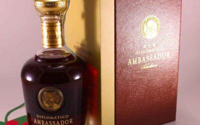 Rum Diplomatico Ambassador