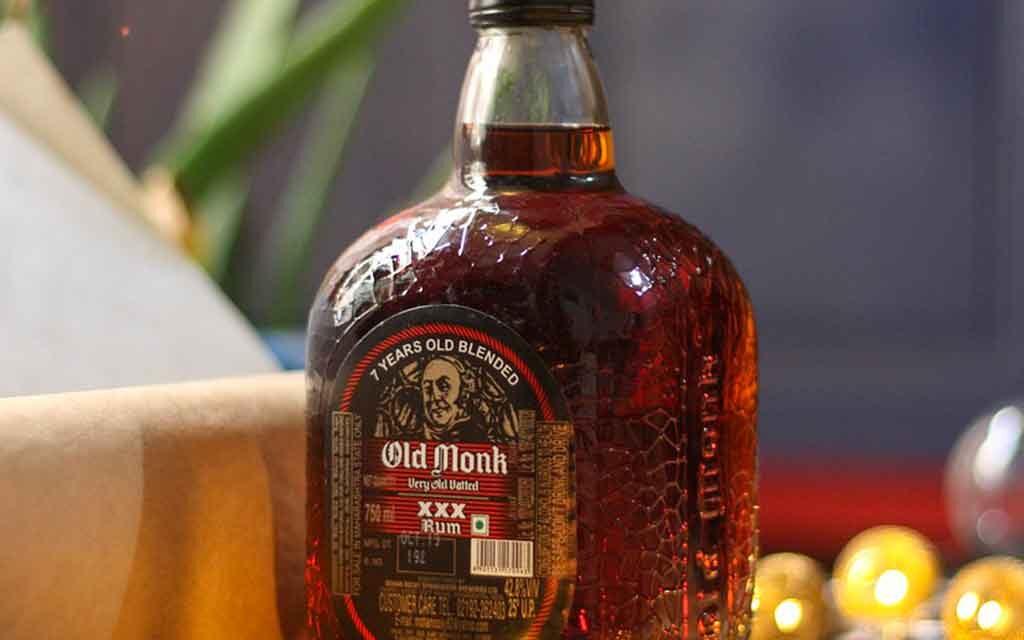 Rum indiano