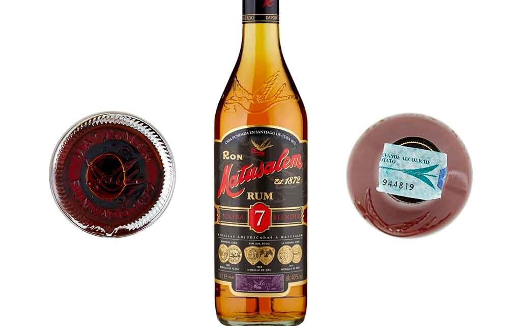 Rum Matusalem Solera 7 Anni