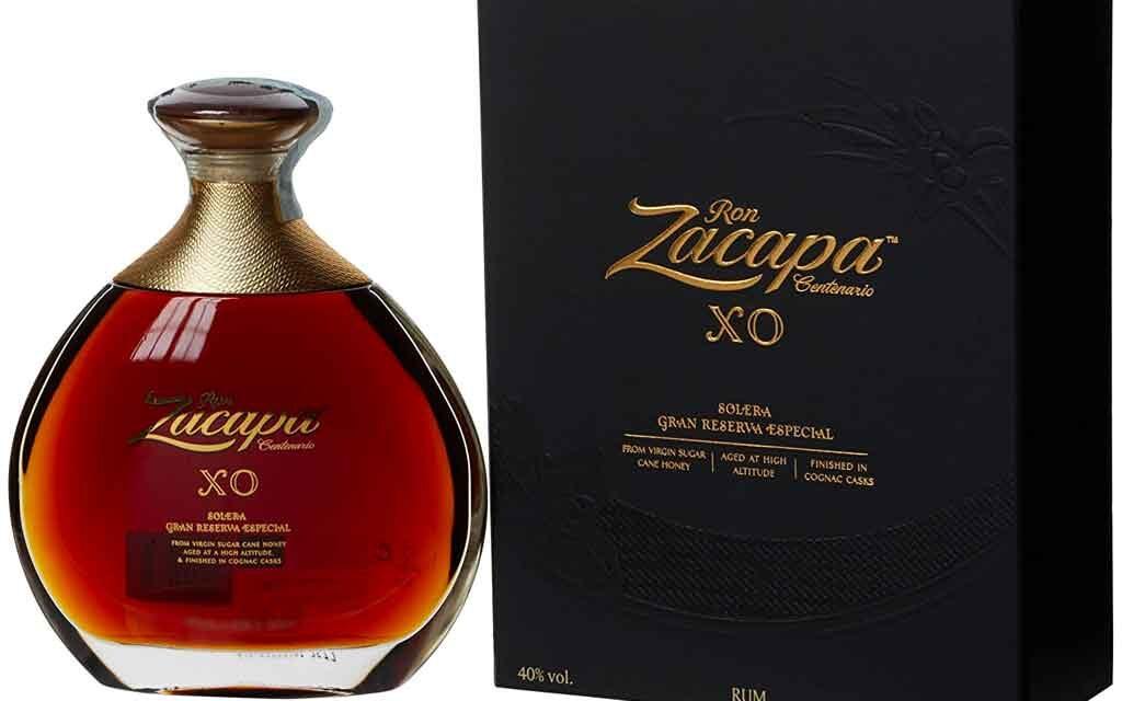 Rum Zacapa Centenario XO Solera