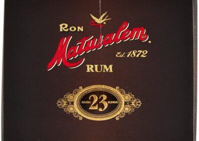 I migliori Rum - Matusalem Gran Riserva 23 anni Rum prestigiosi - Tipologie Rum Matusalem Gran Riserva