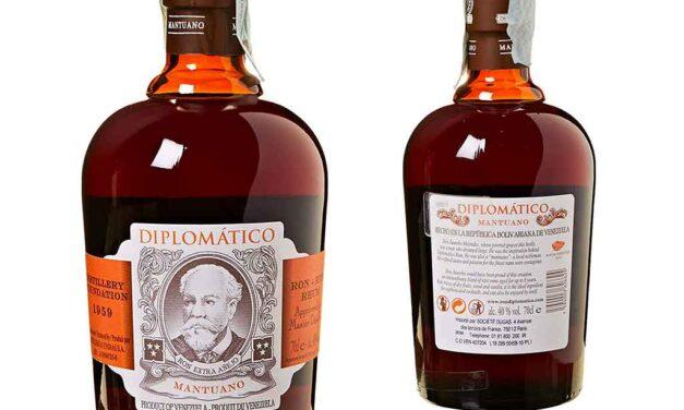Rum Diplomatico Mantuano