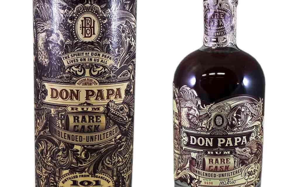 Rum Don Papa Rare Cask