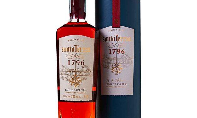 Rum Santa Teresa 1796 Solera