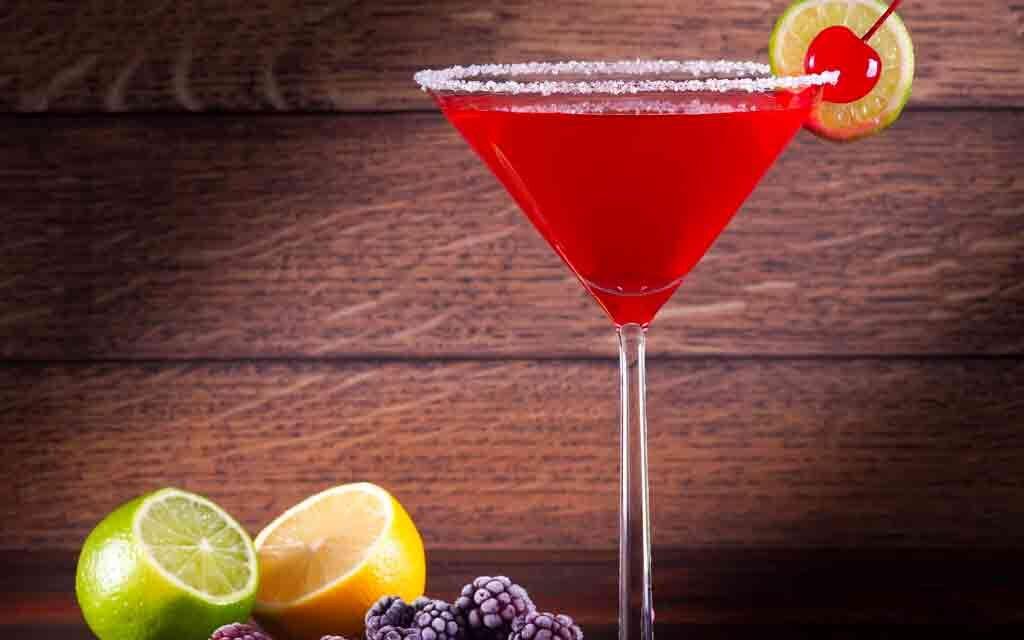Rum per Bacardi cocktail