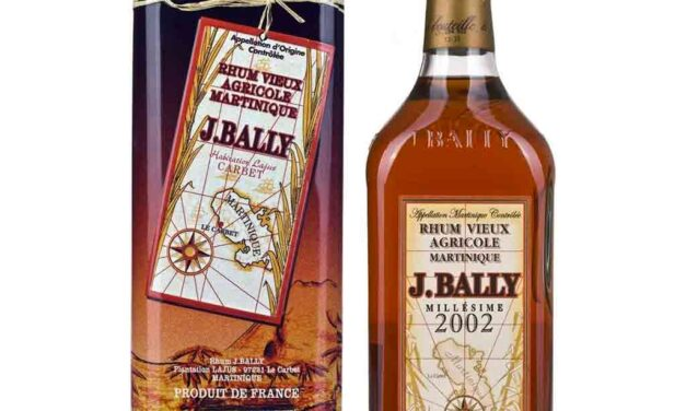 Rum Bally Millesimato