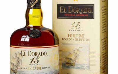 Rum El Dorado 15 anni