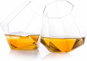Thumbs bicchieri per rum